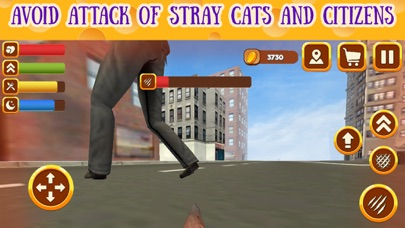 Mouse City Quest Simulator 3D screenshot two