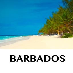 Barbados - holiday offline travel map