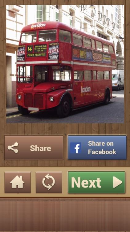 London Jigsaw Puzzle Games screenshot-4