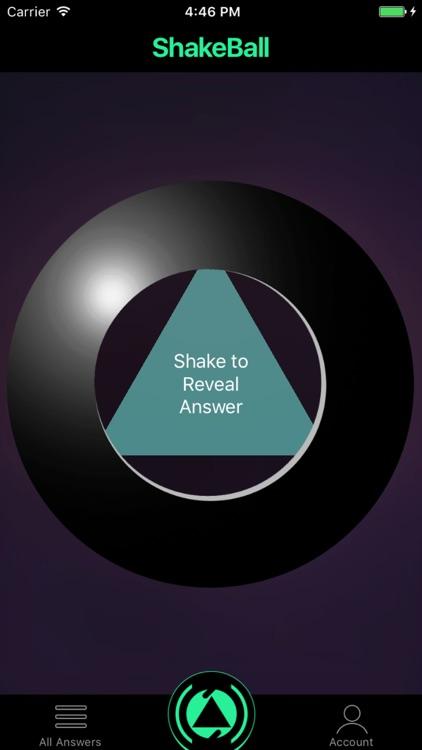 Magic Shake Ball