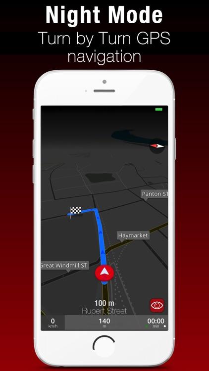 Israel Tourist Guide + Offline Map screenshot-3