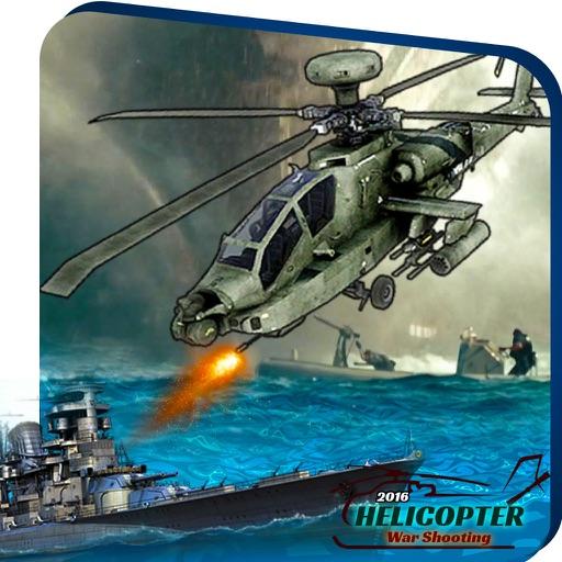 Gunship Helicopter Battle 2017: Air Fighter 3D