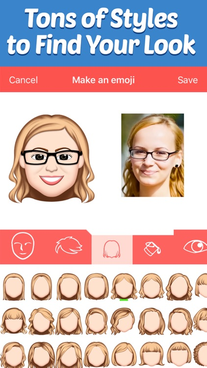 Emoji Me Face Maker screenshot-1