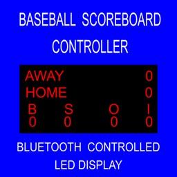 Baseball Scoreboard Controller