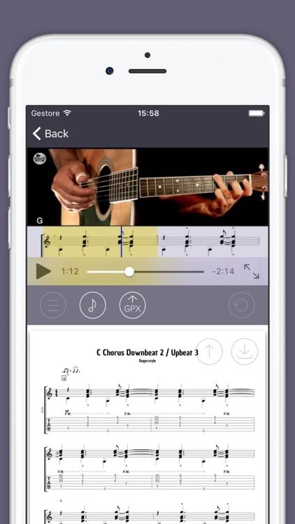 Acoustic Blues Guitar -Lessons screenshot-4