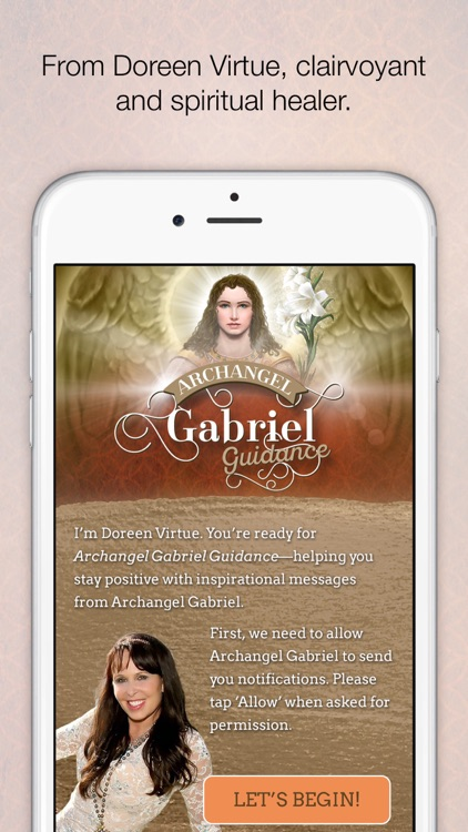 Archangel Gabriel Guidance - Doreen Virtue