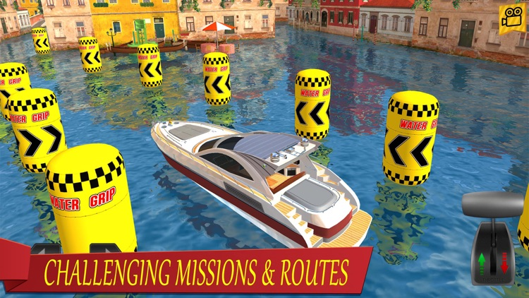 Venice Boats: Water Taxi screenshot-0