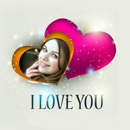 Love Photo Frames - Awesome Lovely Frame