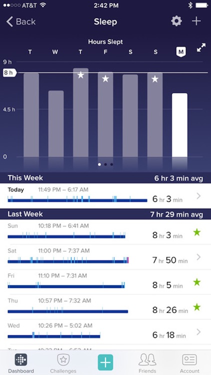 Tracking & Finder Fitbit : Find For Your Walking screenshot-3