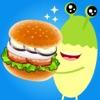 Mr J烧烤-欢乐美食节宝宝巴士小游戏餐厅
