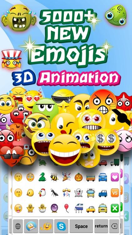 Anymoji Emoji Free – Emoticons Art and Cool Fonts