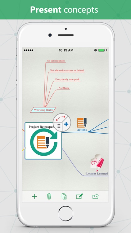 iMindQ – Mind Mapping screenshot-3