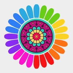 Buyukler Icin Boyama Kitabi Renkli Sayfalari App Store Da