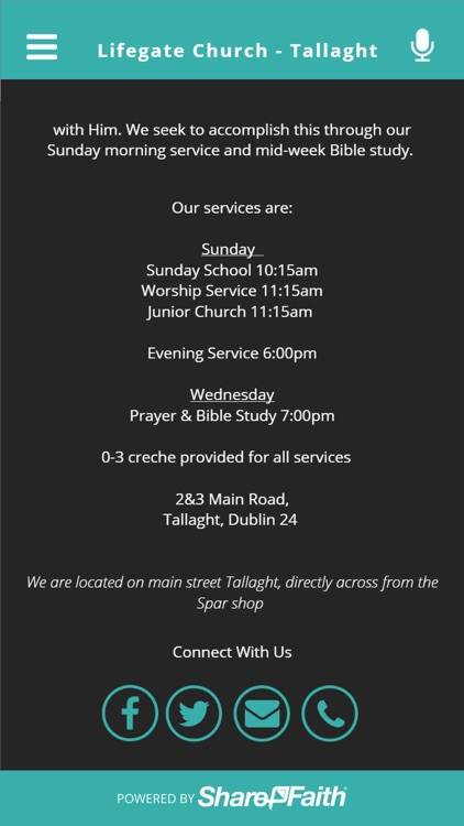 Lifegate Church - Tallaght screenshot-1
