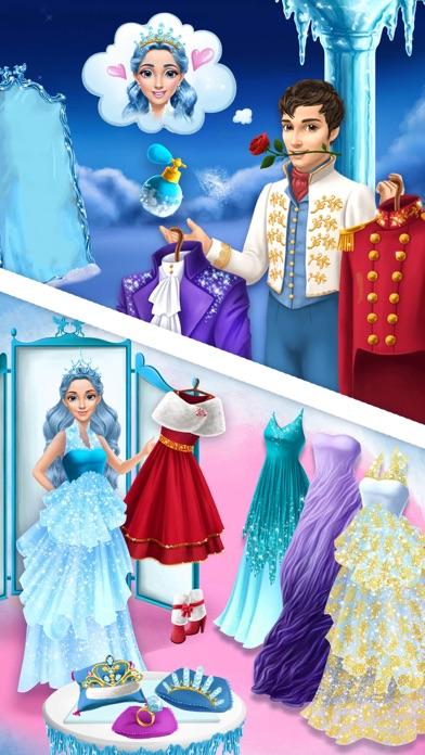 Princess Gloria Ice Salon - Full screenshot 3