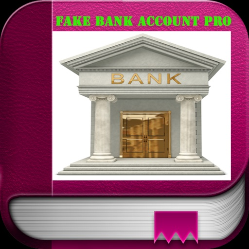 Fake Bank Account Pro