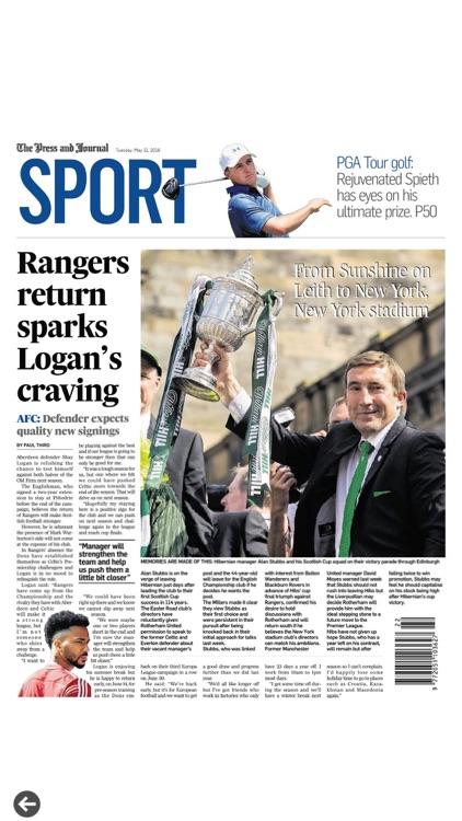 Press And Journal Aberdeen screenshot-3