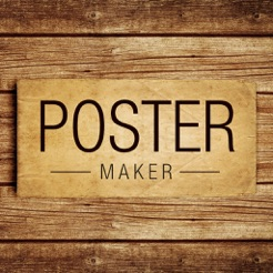 poster maker create your own flyer design editor on the app store