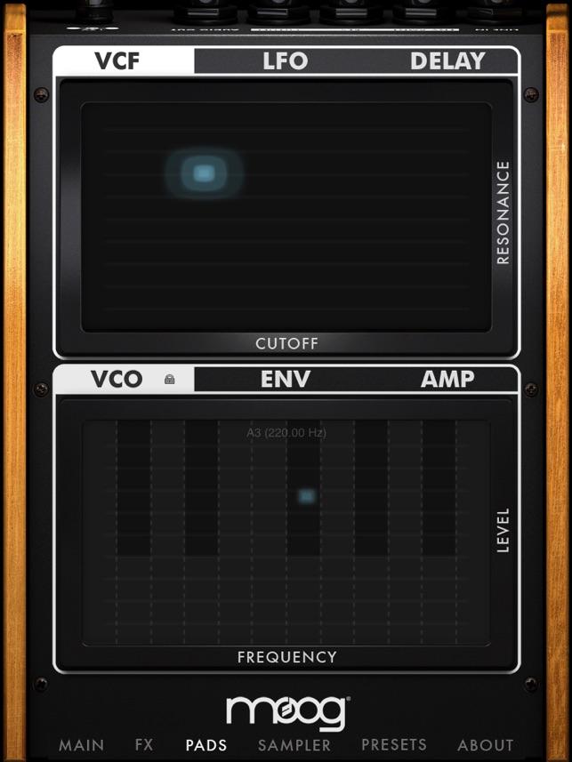 moog synthesizer bundle ipad on the app store. Black Bedroom Furniture Sets. Home Design Ideas
