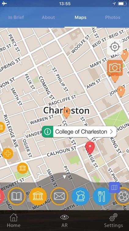Charleston Travel Guide screenshot-4
