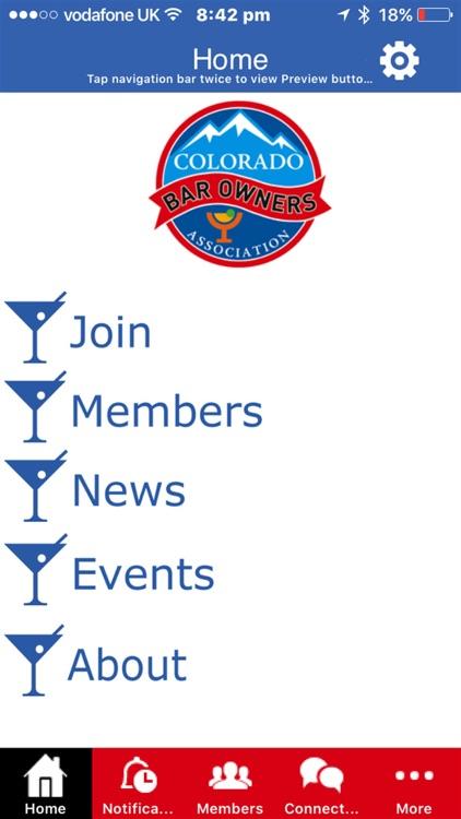 Colorado Bar Owners Association