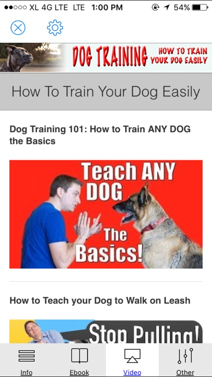 Dog Training - How To Train Your Dog Easily+ screenshot-3