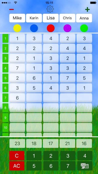 download Mini Golf Score Card apps 4