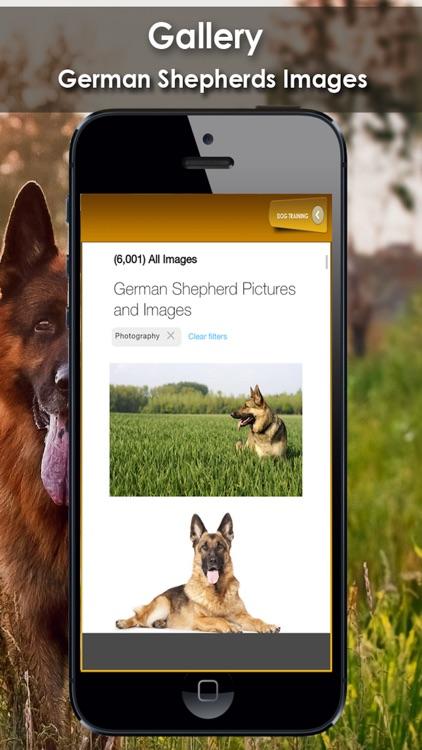 K9 German Shepherds Watch Dogs - Rescue Dogs Prem screenshot-3