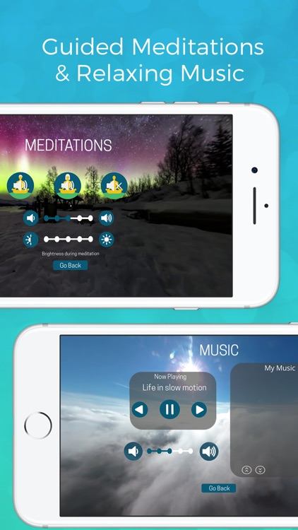 Relax VR: Rest & Meditation in Virtual Reality