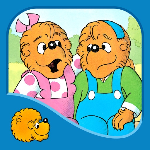 The Berenstain Bears Faithful Friends icon