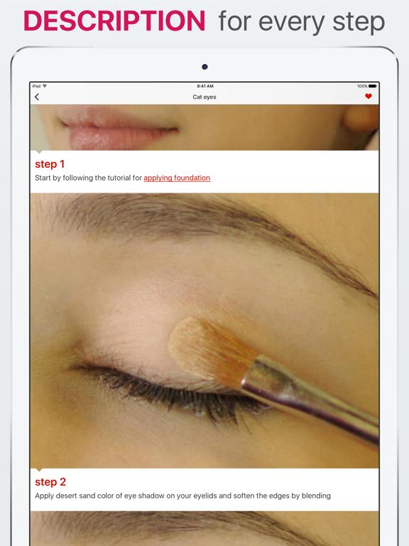 Makeup Designs screenshot