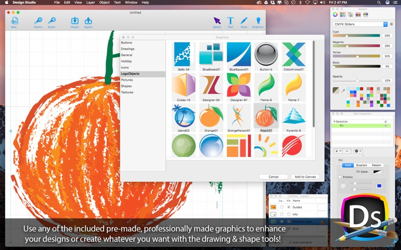 Design Studio for Mac