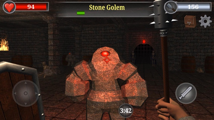 Old Gold 3D - Action RPG screenshot-4