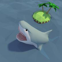 脱出ゲーム -サメに囲まれた無人島からの脱出-