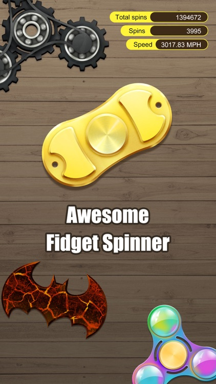 Fidget Hand Spinner screenshot-0