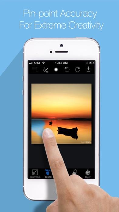 Paint FX: Foto Efectos EditorCaptura de pantalla de1