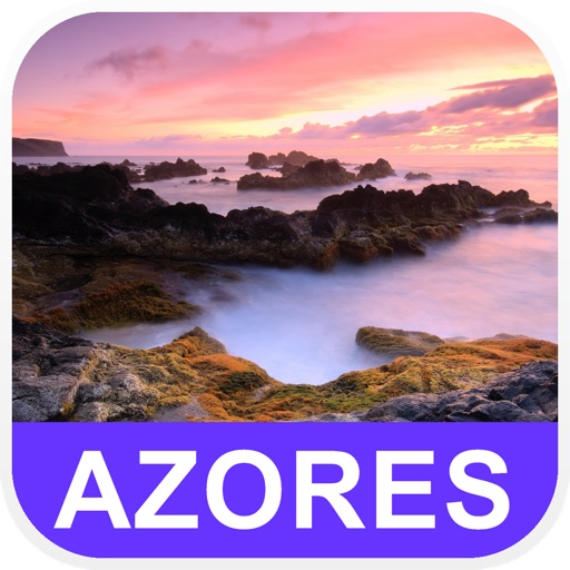 Azores Offline Map - PLACE STARS