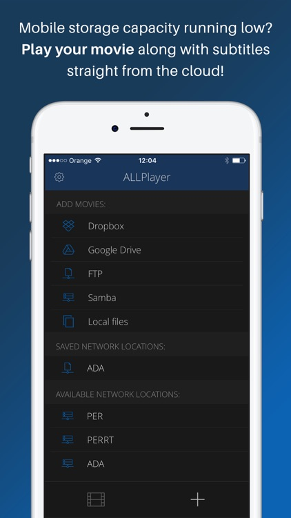 ALLPlayer - movies on the go screenshot-3