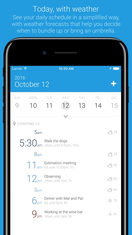 Livemattr: Shared Calendar and Personal Assistant