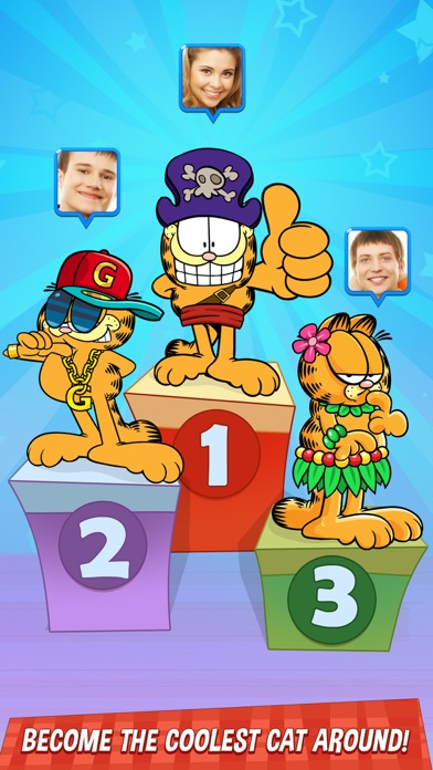 Download Garfield: My BIG FAT Diet for Pc
