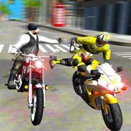 Super Motor-bike Stunts : Death Race Survival 2017