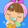 艾米爱刷牙,宝宝巴士早教必备幼儿启蒙教育免费小游戏