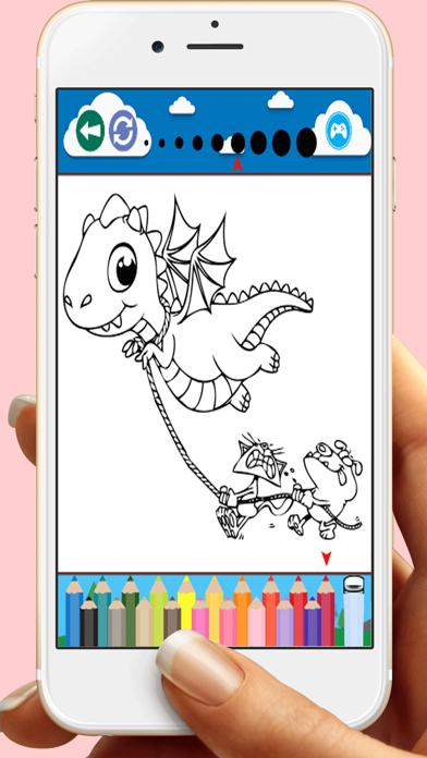ritter kampf dragon ausmalbilder spiele für kinder