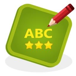 ABC Tracing : Dragon For Kids