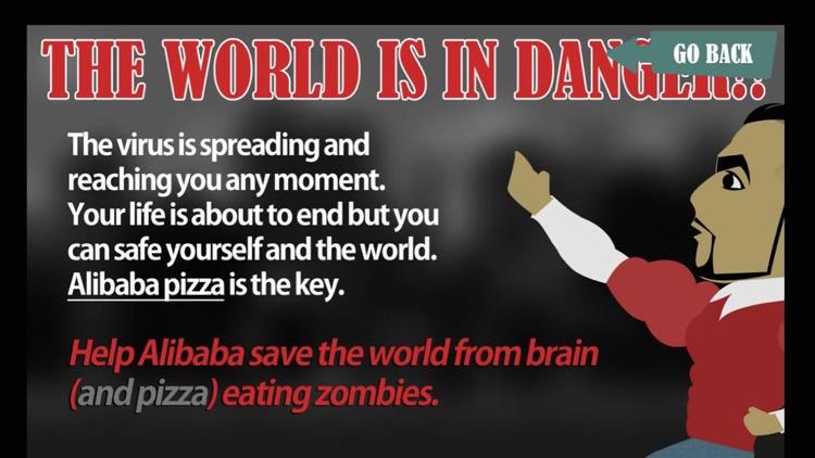 Alibaba vs Zombies