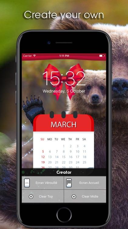 Theme Creator - Pimp your screen - Custom themes screenshot-4