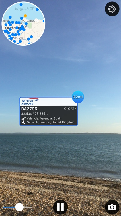 Plane Finder AR screenshot-0