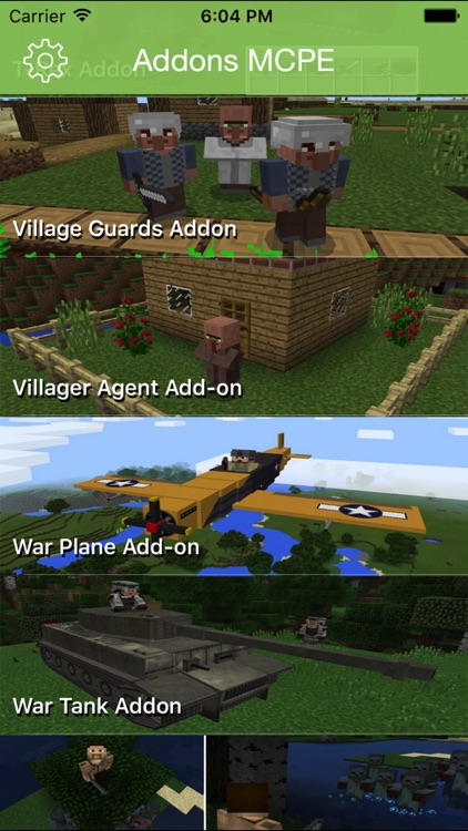 Guns & Transport Add ons for Minecraft PE MCPE