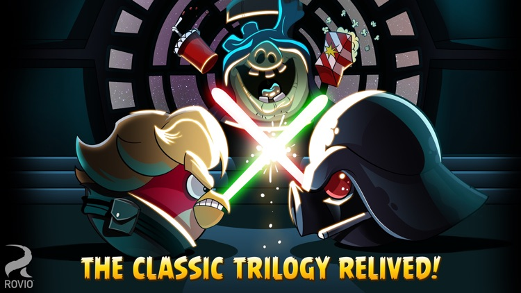 Angry Birds Star Wars screenshot-2