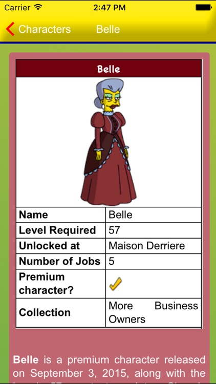 Best Guide for Simpsons Tapped Out (Unofficial) screenshot-4
